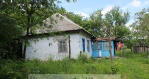 Продам деревянный дом с участком 25 сот. в селе Гоголев — 18 км. от Бровары, 40 км. от Киева.