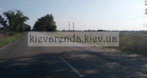Продам фасадный участок 15 сот. под индивидуальное строительство в с. Пуховка — Рожны.