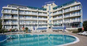 Болгария. Солнечный берег. Предлагаются для покупки полностью укомплектованные трехкомнатные апартаменты современном комплексе «Аквамарин»